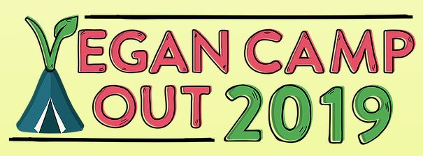Vegan-Camp-Out