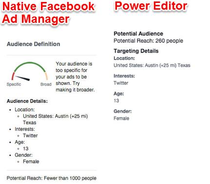 how to use power editor on facebook 2016